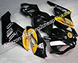 Venta caliente, para CBR1000RR 04-05 Fairing CBR 1000 RR 1000RR CBR1000 RR HMP amarillo negro para carenado de moto (moldeo por inyección)