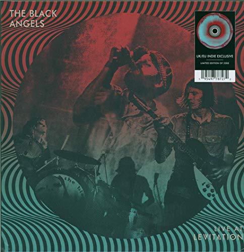 Live at Levitation-Heavy Seafoam Splatter Vinyl [Vinyl LP]