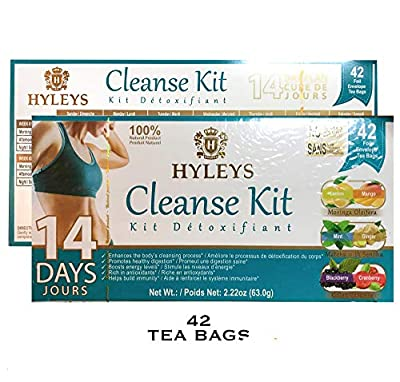 Hyley's 14 Day Cleanse Kit from