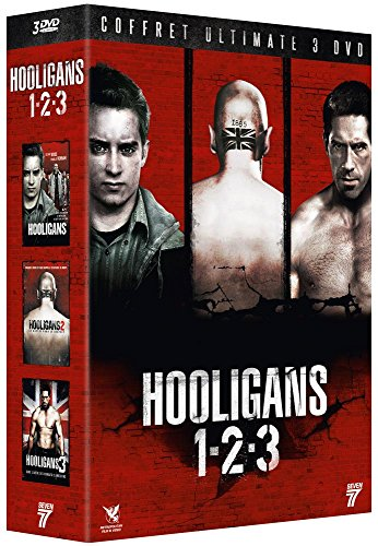 Hooligans 1 + 2 + 3 [Francia] [DVD]