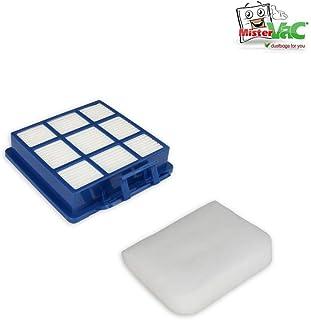 Cartuccia filtrante adatto bluematic VC 14/HEPA