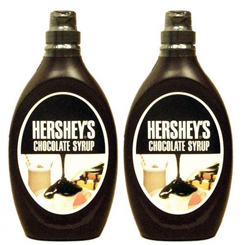Hershey(ハーシー) ハーシーチョコレートソース 623g 2本セット