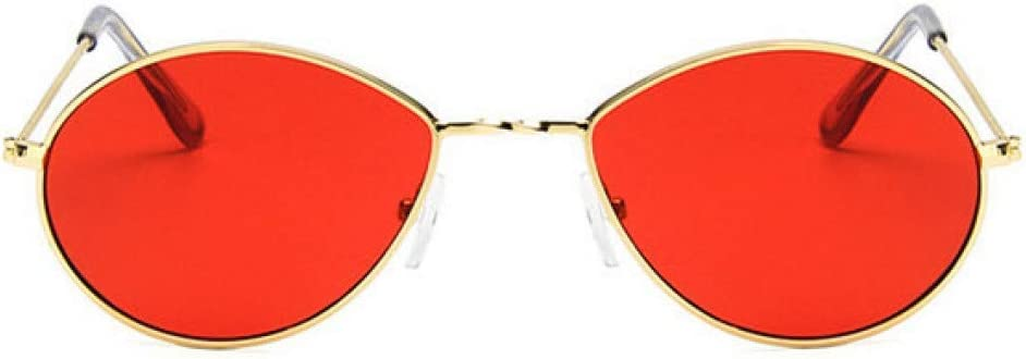 YHYHNE High quality new Round Sunglasses List price Women Small Lens Sun Glasses Oval Clear