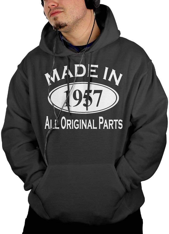 cd368ace2e MUAIKEJI Made 1957 All All All Original Parts Print Hoodie Sweatshirt b379dd