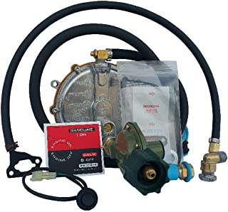 Hutch Mountain Best Honda EU2000i Propane - Gasoline Natural Gas Trifuel Generator Conversion Kit