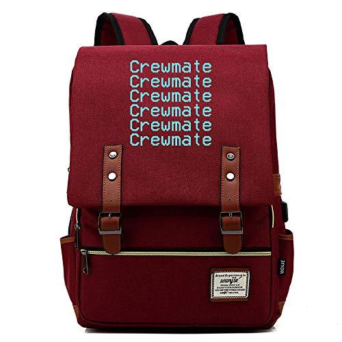 Among Us Game Backpacks Fashion Travel Rucksack Among Us Students Boy Girl Women Men School Bags Backpack Game Backpack