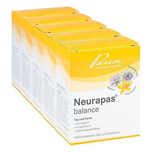 NEURAPAS Balance Filmtabletten 5X100 St