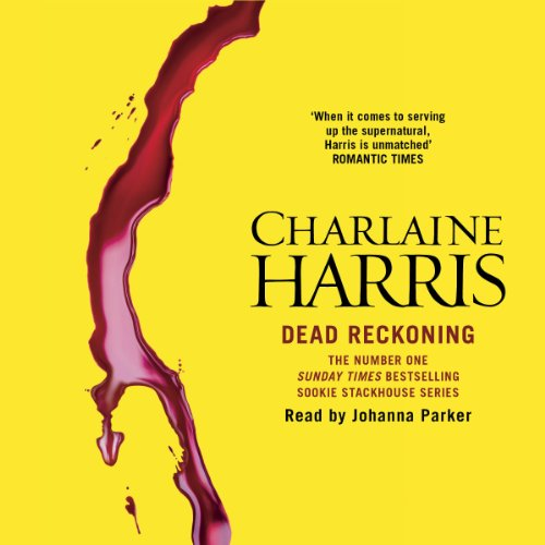 Dead Reckoning audiobook cover art
