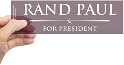 CafePress Vote Rand Paul President Sticker (Bumper) 10