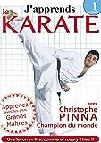 J'apprend le Karaté - Vol. 1 [Francia] [DVD]