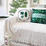 ARIESDY Patchwork Bestickte Bettdecke Tagesdecke Vintage Twin Stoff Quilt Ethnic Türkei Nahen Osten Dekorative Wand Decke Boho Interior Stickerei Wandbehang, 230 * 340 cm