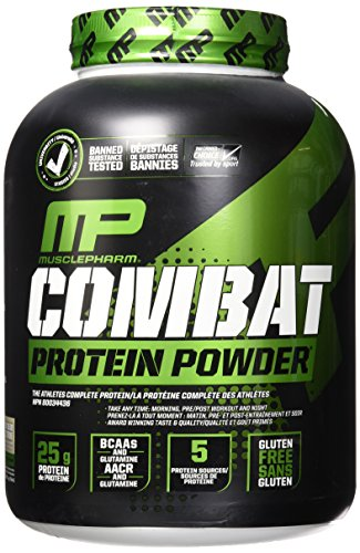 Muscle Pharm 5-Pound Combat Advanced Time Release Protein Powder in Cookies N Cream