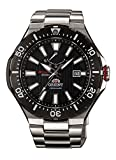 Orient Men's Automatic Watch Analogue Display Stainless Steel SEL07002B0