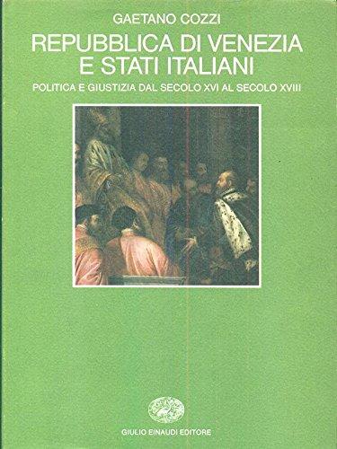 Repubblica di Venezia e Stati italiani