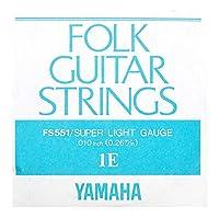 YAMAHA (ヤマハ) アコースティックギターバラ弦 FS551