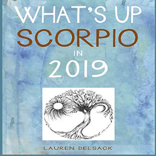 What's Up Scorpio in 2019 audiobook cover art