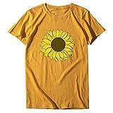 MJKK Women's Knot Front Cuffed Sleeve Striped Crop Top Tee T-Shirt Summer Dresses