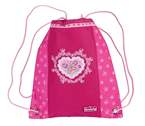 Scout Turnbeutel Turnbeutel Schmetterling 4.5 Liters Pink 20200042700