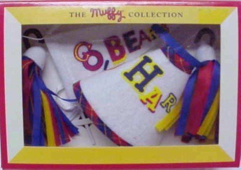 la mejor oferta de tienda online Cheerleading Accessories for Muffy Vanderbear Vanderbear Vanderbear & Hoppy Vanderhare by North American Bear  ¡no ser extrañado!