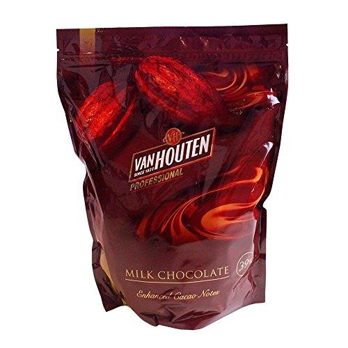 チョコレート ミルクチョコレート バンホーテン クーベルチュール 1kg