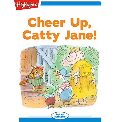 Cheer Up Catty Jane! copertina