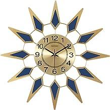 Wall Clock Non-Ticking Wall Clock ساعة الحائط الحديثة مرسومة باليد الديكور ساعات الحائط نوم غرفة المعيشة ممر العائمة الساع...