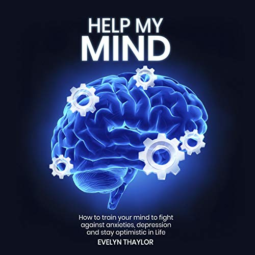 Help My Mind audiobook cover art