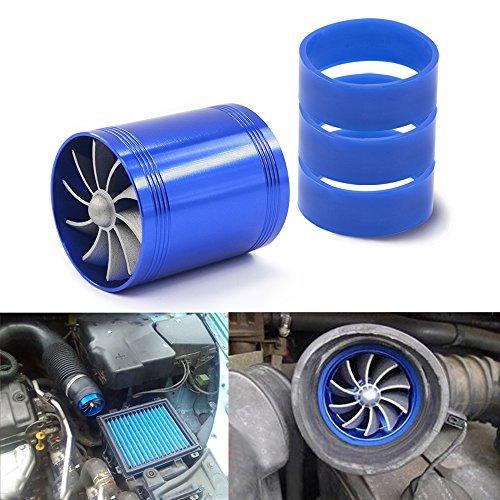 Fan doppio della turbina di Mesllin, turbocharger del risparmiatore di combustibile del gas della...