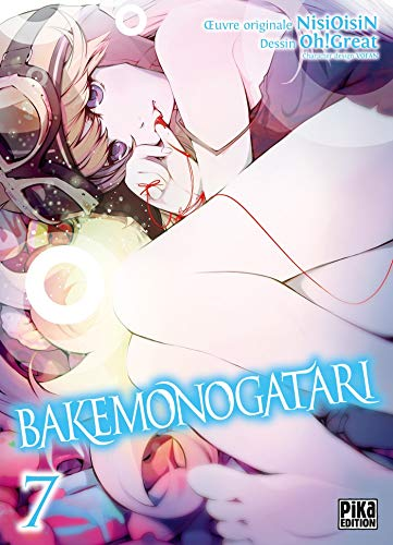 Bakemonogatari Edition simple Tome 7