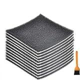 EZ SPARES 10Pcs Replacement for Kenmore CF1,Sears Progressive Foam Filter CF-1,Progressive & Whispertone,...