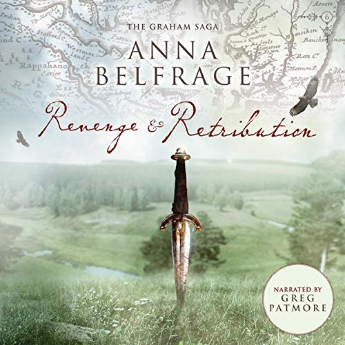 Revenge and Retribution audiobook cover art