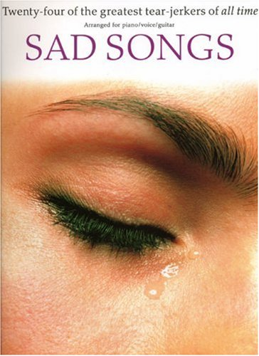 Sad Songs Pvg: for Piano, Voice and Guitar