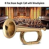 Immagine 1 muslady tromba b flat ottone