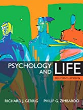 Psychology and Life: United States Edition