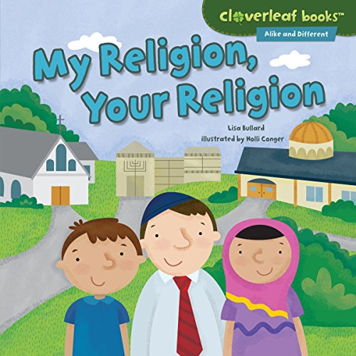 My Religion, Your Religion copertina