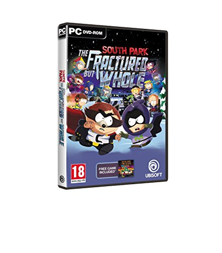 South Park: The Fractured but whole - [PC] - [AT-PEGI]