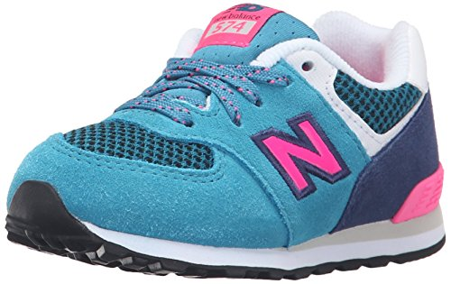New Balance New Balance KL574 Summer Utility Running Shoe (Infant/Toddler)