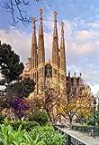 Educa Borrás - Sagrada Familia, Puzzle de 1000 Piezas (15986)