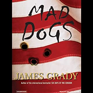 Mad Dogs audiobook cover art