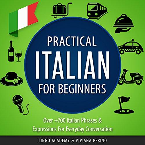Practical Italian for Beginners cover art