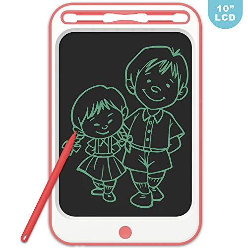 Color : Black Black Professional Painting WP9309 8.5 inch LCD Monochrome Screen Writing Tablet Handwriting Drawing Sketching Graffiti Scribble Doodle Board for Home Office Writing Drawing