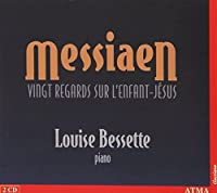 Vingt Regards Sur L'Enfant Jesus by O. Messiaen