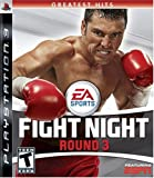 Fight Night Round 3 (Sony PlayStation 3, 2006)  PS3 EA SPORTS Free Shipping.