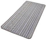 Carpe mathique® Berber Teppiche Eckig Modern Singapore - 120 x 160 cm - Beige