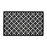 DII Rubber, Outdoor Entryway Doormat
