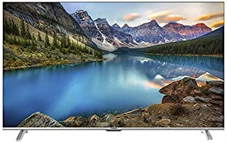 Tornado 50 Inch 4K UHD Smart Android Frameless LED TV with Remote Control and Wifi Connection - 50UA1400E