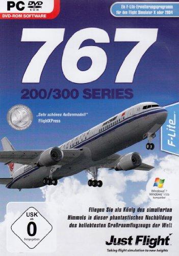 Flight Simulator X - 767-200/300 Series