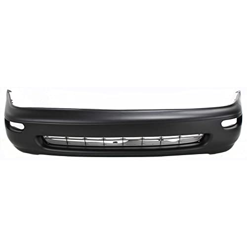Front Bumper Cover Primed for 1993-1997 Toyota Corolla