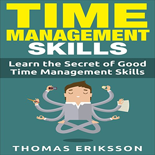 Time Management Skills cover art