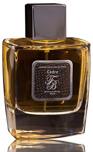 FRANCK BOCLET Eau de Parfum Cèdre, 100 ml